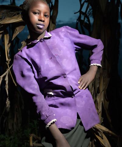 Beautiful Black Women series