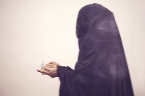 Women of the UAE portrait photography book Dubai Women Mariam Rashid Charney Magri 4