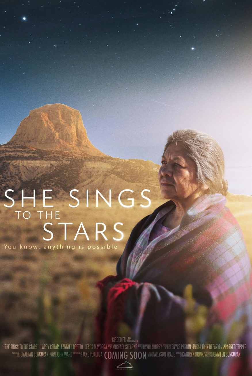 Charney Magri She Sings to the Stars Fannie Lucero Jennifer Corcoran 11